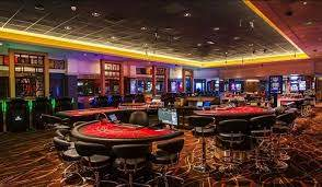 Facilities which are needed in a casino